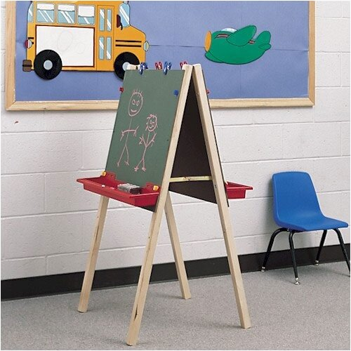 Fleetwood Koala-Tee Adjustable Double Easel