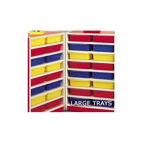 Fleetwood Koala-Tee Plastic Cubby Trays
