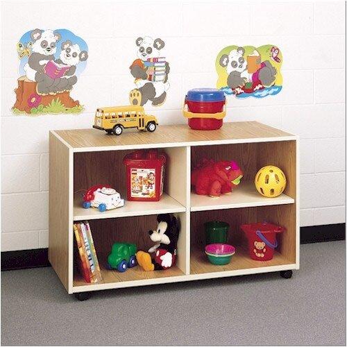 Fleetwood Koala-Tee Mobile Four Cubby Storage Shelves