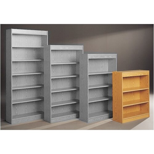 "Fleetwood Library Double Sided 44"" Bookcase"