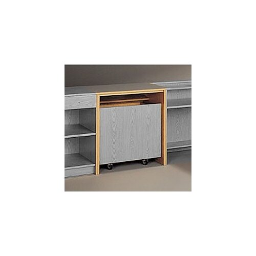 Fleetwood Library Modular Front Desk System - Book Return Unit