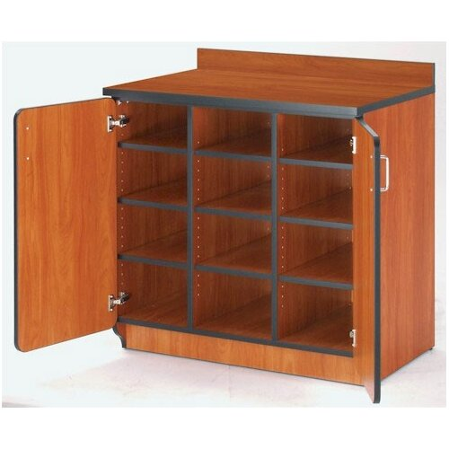 Fleetwood Illusions Base Cubicle Cabinet without Doors