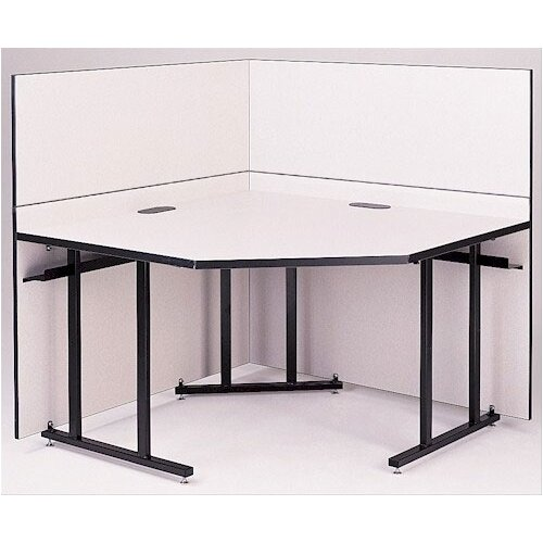 Fleetwood Solutions Corner Desk Shell