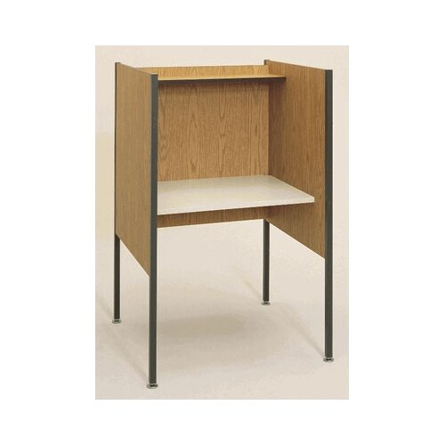 Fleetwood H Standard Study Carrel Add On