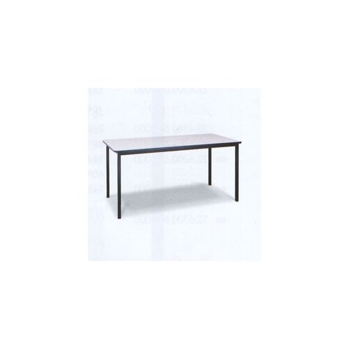 "Fleetwood Basic 72"" x 24"" Rectangular Classroom Table"