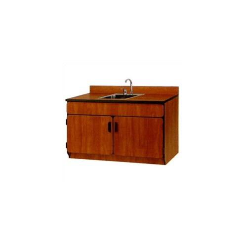 Fleetwood Illusions Base Sink Cabinet with Doors