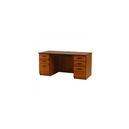 Fleetwood Illusions Teacher's Executive Desk