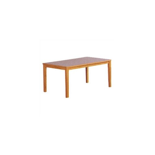 "Fleetwood Library 29"" H Rectangular Table"