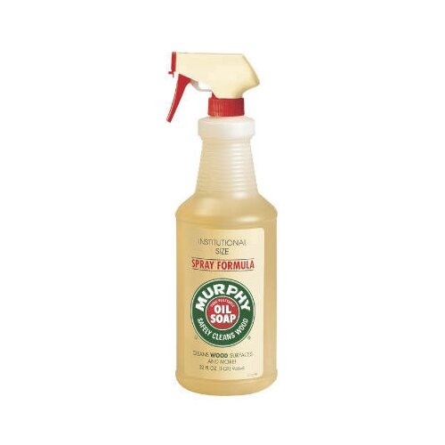 MURPHY OIL SOAP Oil Soap Concentrate Floor Cleaner Fresh 1qt. Trigger Spray Bottle