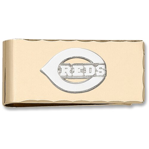 LogoArt® MLB Logo Gold Plated Money Clip