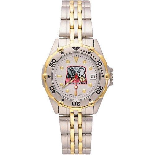 LogoArt® NCAA Ladies All Star Bracelet Watch with Team Logo Dial