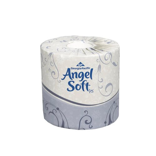 Angel Soft Premium 2-Ply Bath Tissue - 450 Sheets per Roll / 20 Rolls
