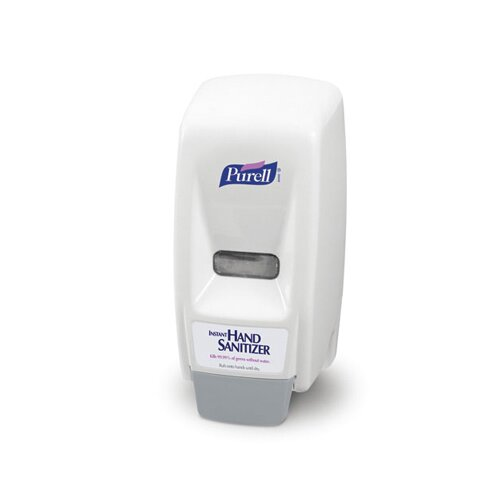 Purell® Bag-In-Box Hand Sanitizer Dispenser in White