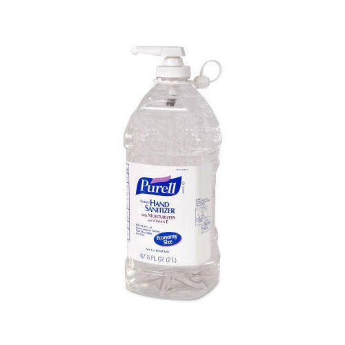Purell® Instant Hand Sanitizer Bottle - 2 Liter