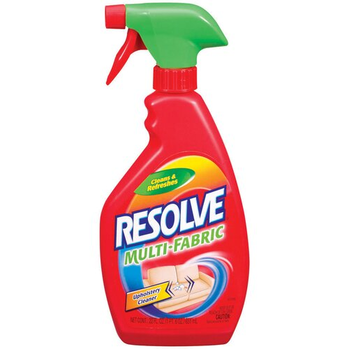 Resolve 22 Oz Multi Fabric Upholstery Cleaner