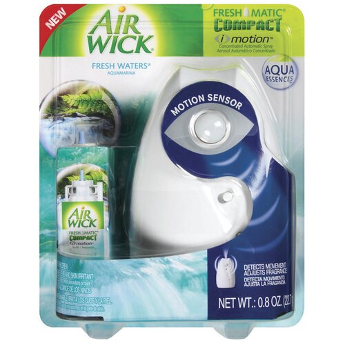 Air Wick Fresh Waters i-Motion Freshmatic Compact Spray