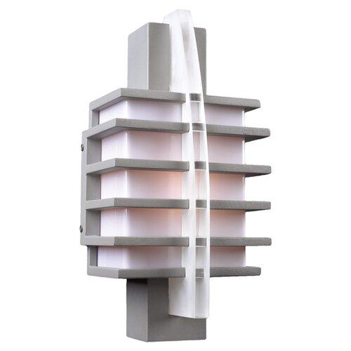 PLC Lighting Carre 1 Light Outdoor Wall Lantern