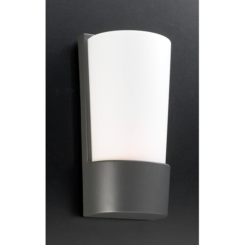 PLC Lighting Chimera 1 Light Outdoor Wall Lantern