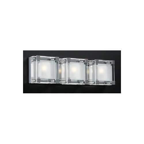 PLC Lighting Corteo 3 Light Vanity Light