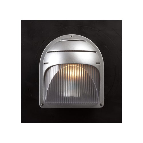 PLC Lighting Delphi 1 Light Outdoor Wall Sconce