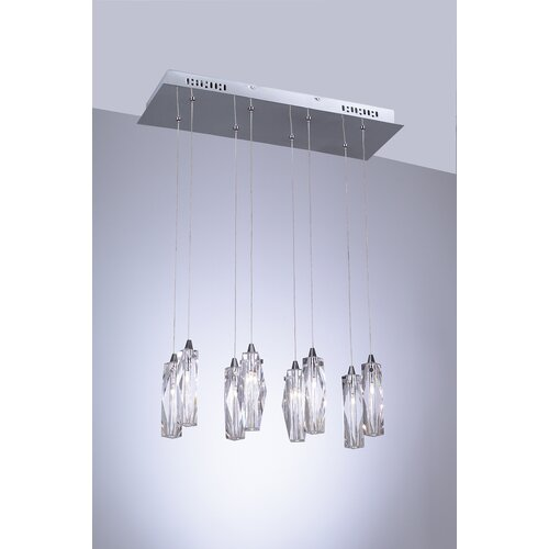 Pila 8 Light Pendant