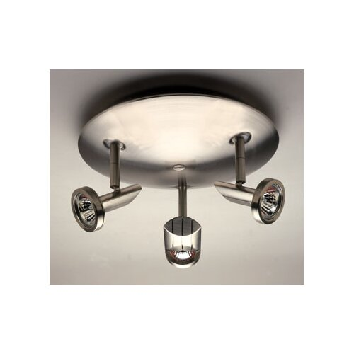 PLC Lighting 3 Light Valli Track Light