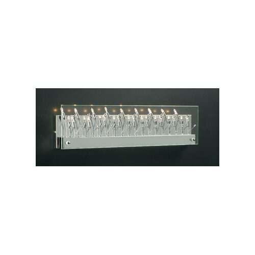 PLC Lighting Lief 18 Light Bath Bar