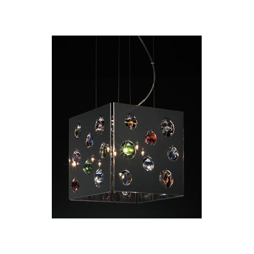 PLC Lighting Fanfare 4 LightPendant