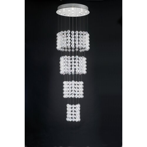 PLC Lighting Oxygen 19 Light Pendant