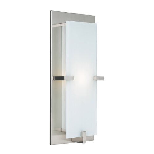 PLC Lighting Polipo 1 Light Wall Sconce