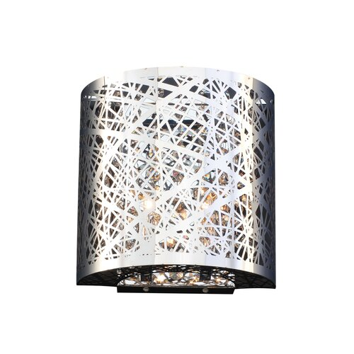 PLC Lighting Nest 2 Light Wall Sconce