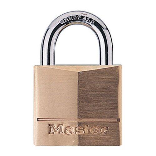 Master Lock Company Security Padlock with 2 Keys