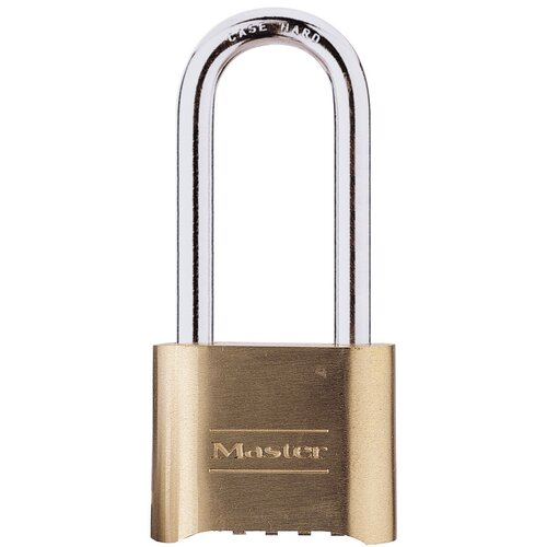 Master Lock Company Resettable Combination Long Shank Padlock