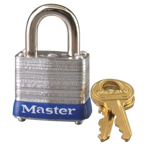Master Lock Company No. 7 Laminated  Padlock