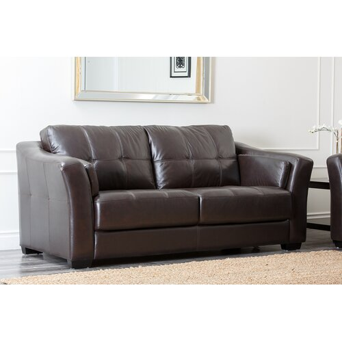 Sydney Premium Leather Sofa