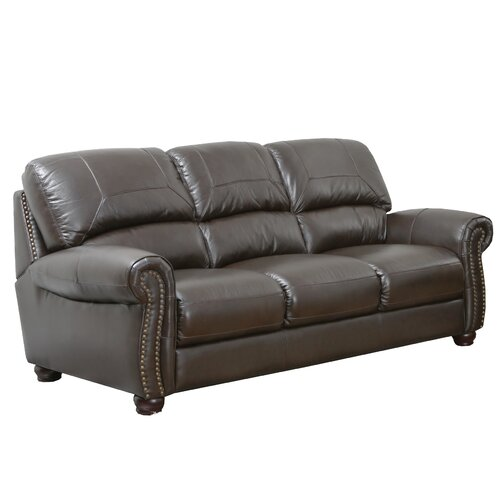 Broadway Leather Sofa