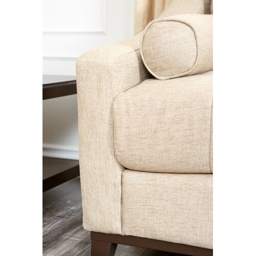 Abbyson Living Xandria Sofa and Arm Chair Set