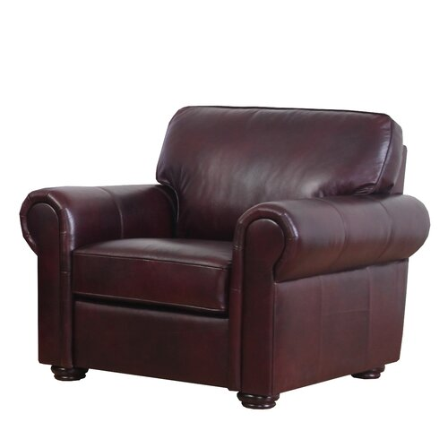 Meghan Leather Chair
