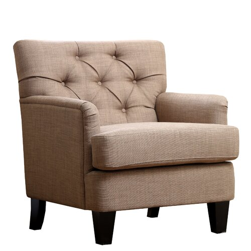 Freemont Linen Chair
