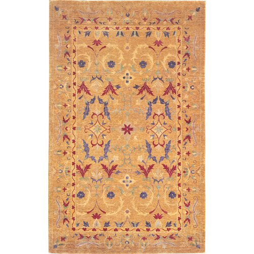 Abbyson Living Harvest Moon Himalayan Sheep Flowers Indoor/Outdoor Rug