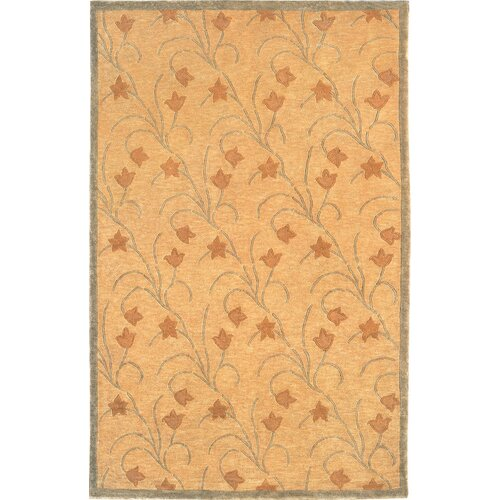 Abbyson Living Oceans of Time Himalayan Sheep & Flower Indoor/Outdoor Rug