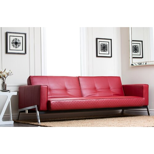 Abbyson Living Franklin Convertible Sofa
