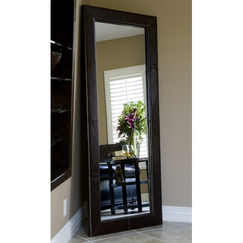 Abbyson Living Allure Floor Mirror Amp Reviews Wayfair