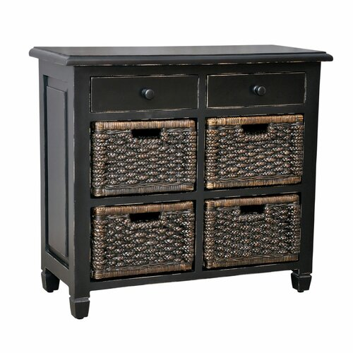 Casual Elements St Lucia Storage Unit with Basket