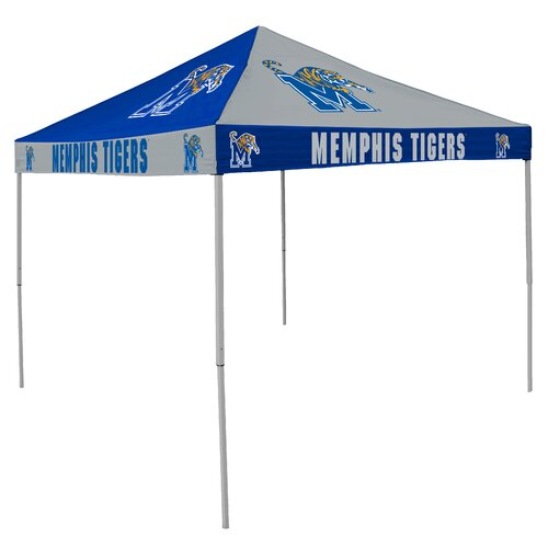 Logo Chairs NCAA 9 Ft. W x 9 Ft. D Canopy