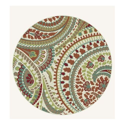 Paisley Floral Rug