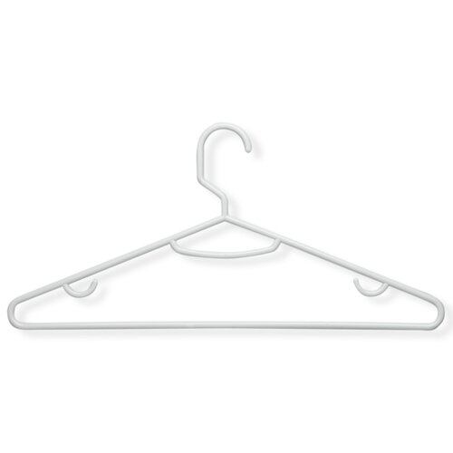 Brilliant Hangers in White (60 Pack)