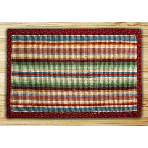 Bright Stripe Rug