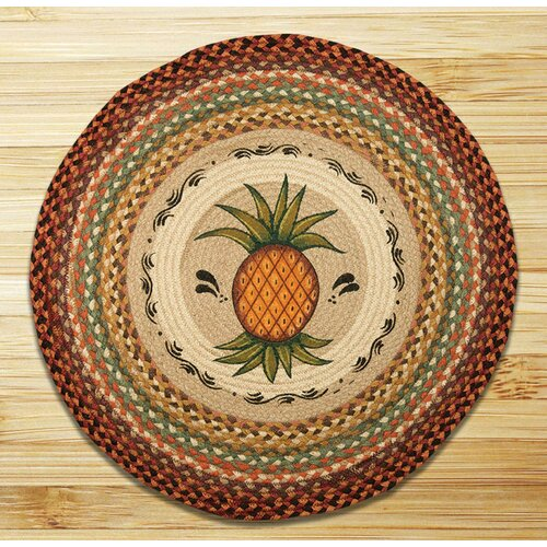 Pineapple Patch Rug