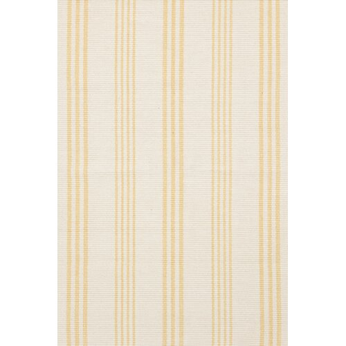 Woven Cotton Denmark Striped Rug